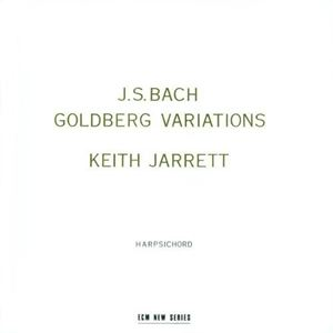 Изображение J. S. Bach / Keith Jarrett ‎– Goldberg Variations