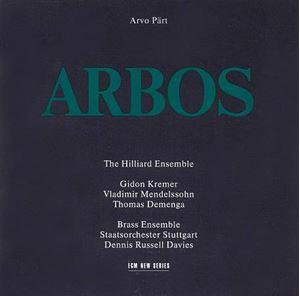 Picture of Arvo Pärt – Arbos