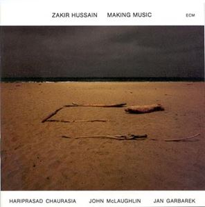 Изображение Zakir Hussain ‎– Making Music