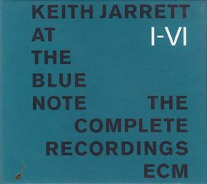 Изображение Keith Jarrett ‎– Keith Jarrett At The Blue Note - The Complete Recordings