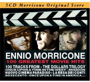 Изображение Ennio Morricone - 100 greatest movie hits
