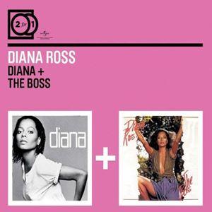 Изображение Diana Ross – Diana / The Boss