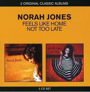 Изображение Norah Jones - Feels Like Home / Not Too Late