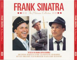 Picture of Frank Sinatra – The Platinum Collection