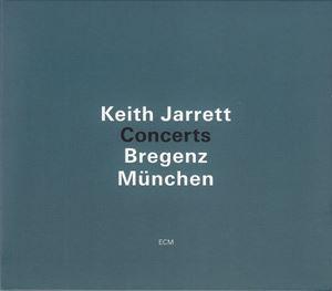 Picture of  Keith Jarrett – Concerts (Bregenz München)