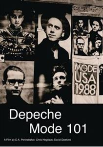Picture of Depeche mode 101  dvd