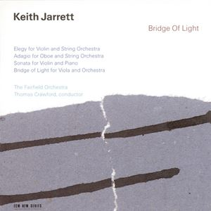 Изображение Keith Jarrett, Thomas Crawford, The Fairfield Orchestra - Keith Jarrett: Bridge of Light