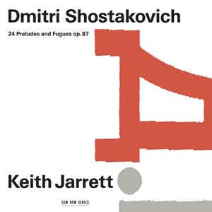 Изображение Keith Jarrett - Dimitri Shostakovich: 24 Preludes and Fugues