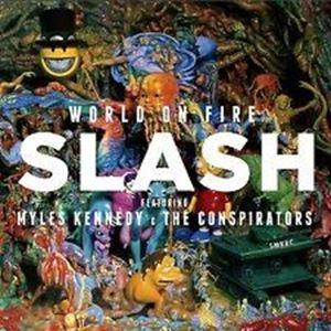 Изображение Slash Featuring Myles Kennedy And The Conspirators – World On Fire