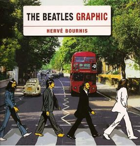 Изображение Hervé Bourhis - The Beatles Graphic