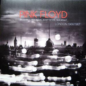 Изображение Pink Floyd – London 1966/1967