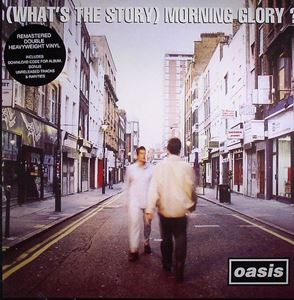 Изображение Oasis  ‎– (What's The Story) Morning Glory?
