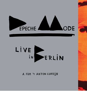 "Picture of ""Depeche Mode"" lapkričio 17-ąją išleidžia CD/DVD ""Live In Berlin""!"