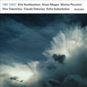 Picture of  Kim Kashkashian / Sivan Magen / Tre Voci - Tre Voci