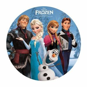 Изображение Songs From Frozen - An Original Walt Disney Records Soundtrack