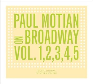 Изображение Paul Motian ‎– On Broadway Vol. 1,2,3,4,5