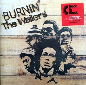 Изображение Bob Marley & The Wailers – Burnin'
