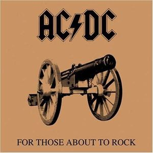 Изображение AC/DC – For Those About To Rock (We Salute You)