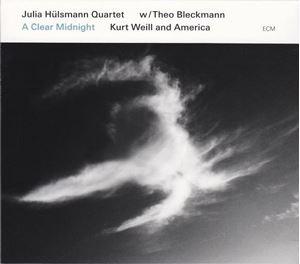 Picture of  Julia Hülsmann Quartet W/ Theo Bleckmann – A Clear Midnight (Kurt Weill And America)