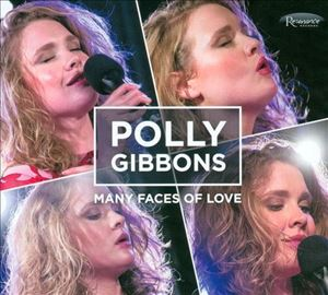 Изображение  Polly Gibbons - Many Faces of Love