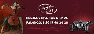 Picture of Muzikos magijos dienos Palangoje - jau birželio 24-28 d.!