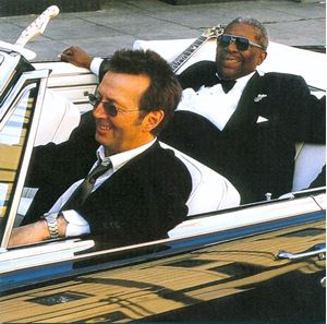 Изображение  B.B. King & Eric Clapton ‎– Riding With The King