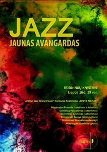 """Picture of Jaunas avangardas: improvizacinės muzikos grupė  """"Brave Noises"""""""