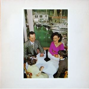 Изображение  Led Zeppelin – Presence