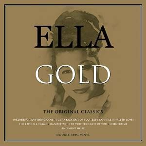 Изображение Ella Fitzgerald - Gold. The Original Classics