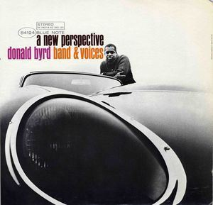 Picture of Donald Byrd ‎– A New Perspective