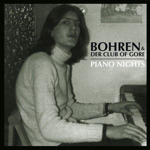 Изображение  Bohren & Der Club Of Gore – Piano Nights