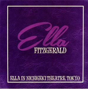 Изображение  Ella Fitzgerald – Ella In Nichigeki Theatre, Tokyo