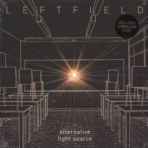 Изображение  Leftfield – Alternative Light Source