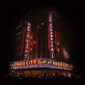 Изображение  Joe Bonamassa ‎– Live At Radio City Music Hall