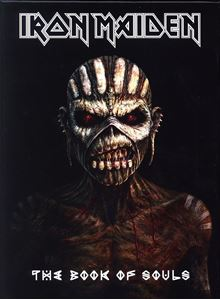 Изображение  Iron Maiden ‎– The Book Of Souls