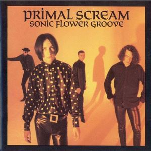 Изображение  Primal Scream ‎– Sonic Flower Groove
