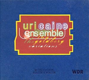 Picture of  Uri Caine Ensemble ‎– The Goldberg Variations