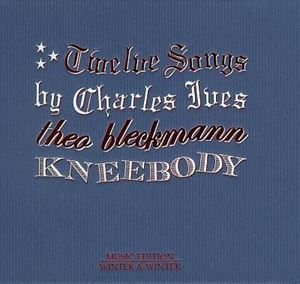 Picture of  Charles Ives, Theo Bleckmann, Kneebody – Twelve Songs By Charles Ives