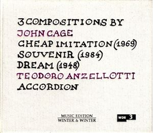Изображение  Teodoro Anzellotti / John Cage – John Cage