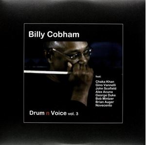 Изображение  Billy Cobham ‎– Drum N Voice Vol. 3