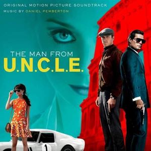 Изображение The Man From U.N.C.L.E.: Original Motion Picture Soundtrack