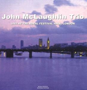 Picture of  John McLaughlin Trio – Live At The Royal Festival Hall, London