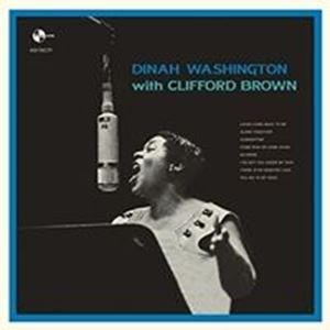 Изображение Dinah Washington With Clifford Brown - Dinah Washington With Clifford Brown