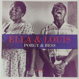 Изображение  Ella Fitzgerald And Louis Armstrong ‎– Porgy & Bess