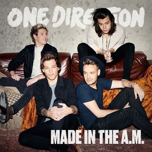 Изображение  One Direction – Made In The A.M.