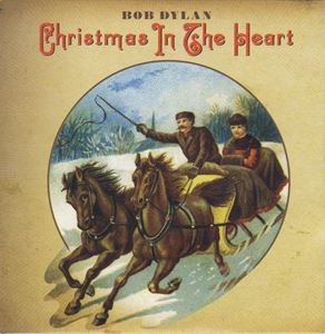 Изображение  Bob Dylan ‎– Christmas In The Heart