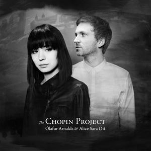 Изображение  Ólafur Arnalds & Alice Sara Ott ‎– The Chopin Project