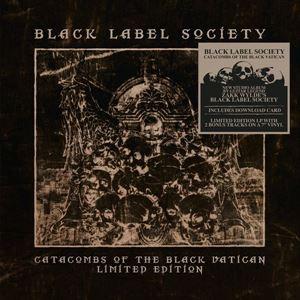 Изображение  Black Label Society – Catacombs Of The Black Vatican