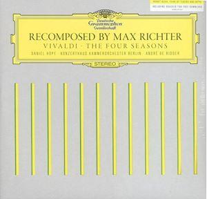 Изображение Max Richter / Vivaldi / Daniel Hope / Konzerthaus Kammerorchester Berlin / André De Ridder – Recomposed By Max Richter: Vivaldi - The Four Seasons