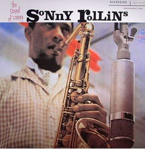 Изображение  Sonny Rollins ‎– The Sound Of Sonny